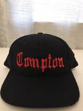 Vintage Sports Specialties Los Angeles Raiders Script Snapback Hat NWA COMPTON