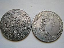 Austria 1742 Maria Theresa Thaler , Fantasy Coin