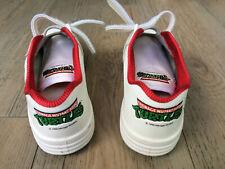 Turtles Teenage Mutant Mirage Studio Sneaker Turnschuhe Vintage 1990 Größe 39
