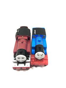 Thomas & Friends Motorized LMS Arthur & Thomas Trackmaster TOMY Trains