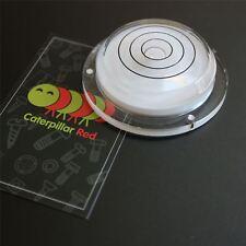 Livella circolare bolla bersaglio grande - attrezzatura orologi hobby giradischi