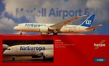 Herpa Wings 1:500 Boeing 787-8 Dreamliner Air Europa EC-MIG 529396