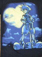 Kingdom Hearts T-Shirt Men's Size Small Graphic Tee Officially Licensed Disney