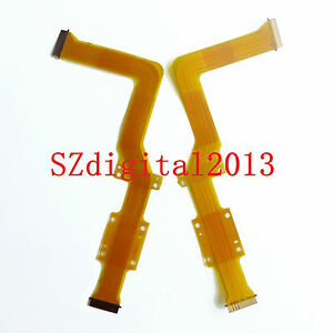 NEW LCD Flex Cable For JVC GC-P100 GC-PX100 BAC Video Camera Repair Part