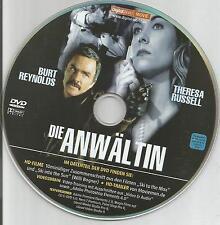 Die Anwältin / Digital World Movie-Edition / DVD-ohne Cover