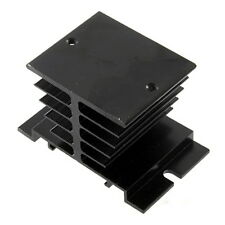 New Aluminum Heat Sink For Solid State Relay SSR Small Type Heat Dissipation #&