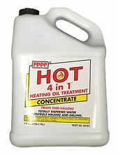 1 GALLON FPPF HOT 4-in-1 Fuel Oil - Heating Oil Treatment  Treats 2200 Gallons