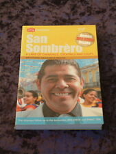 San Sombrero spoof latin america travel guide *signed by all three authors*