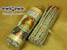 Amitabha Buddha Ritual Rope Incense - 25 Ingredients TIBETAN 50 STK Made by Hand
