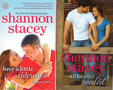 Complete Set Series - Lot of 10 Shannon Stacey Kowalkski's Books (All He Ever)