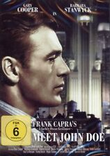 DVD NEU/OVP - Meet John Doe - Gary Cooper & Barbara Stanwyk