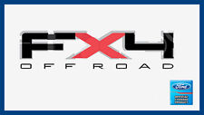 2009 - 2011 Ford F150 FX4 Off Road Decals Truck Stickers - F
