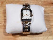 Krug Baumen Men's Tuxedo gold accented watch