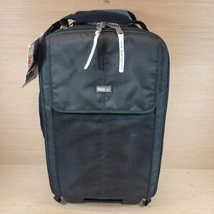 Think Tank Airport Advantage Carry-On Roller Bag Graphite TT-730552 Open Box