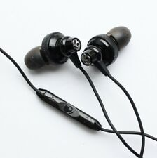 Skullcandy Heavy Medal Headphones Metal Earphone For iPod iPhone Remote and MIC