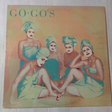 GO-GO'S LP BEAUTY & THE BEAT 1981 POP ROCK NEW WAVE VG+ IRS 1st PRESS ORIG