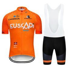 Ropa de ciclismo Euskadi cyclisme maglie jersey maillot equipement set velo