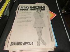 Mary Hartman ,Mary Hartman ,New York Times ,Newspaper Clipping/Poster . 1/3/1983