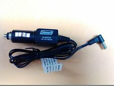 Coleman 5010000320 Car Plug Power Adapter Cord 12V 300mAfor Light Lantern/Cooler
