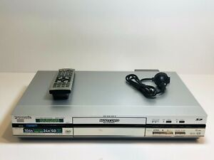 REGION FREE Panasonic DMR-E100HGN DVD Recorder Near New Condition With Remote