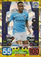 Topps Match Attax EXTRA 2017 2018 17 18 Limited Edition and 100 CLUB cards