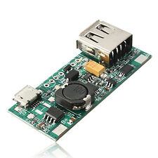 New 5V 3.7V Li-ion Lithium Battery Mini USB to USB A Power Spply Charger Module
