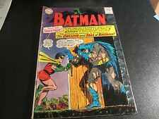 BATMAN #175 SEE MY OTHER COMICS !!!! ORIGINAL SILVER AGE COMIC!