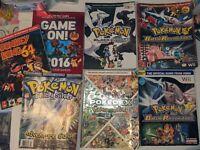 Strategy Guide Lot Nintendo Power Prima Pokemon Battle Revolution Wii