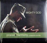 Keith Lancaster & the Acappella Company MIGHTY GOD Praise & Harmony NEW Music CD