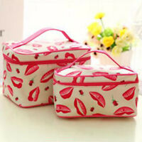 Travel Nail Varnish Beauty Cosmetic Makeup Storage Bag Case Box Holder Handbag