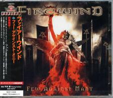 FIREWIND-FEW AGAINST MANY-JAPAN CD F75