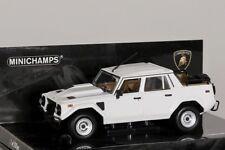 Lamborghini LM002 1984 weiss Minichamps 1:43 NEU/OVP