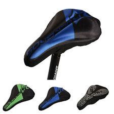 RockBros Bike Sponge Pad Seat MTB Bicycle Saddle Cover Soft Cushion New