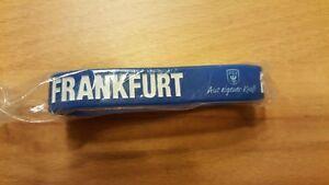 FSV Frankfurt Gummiband blau schmal