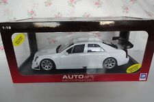 AUTOart 1/18. Cadillac CTS-V Plain Body Version