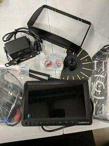 """LeeKooLuu 1080P Digital Wireless Backup Camera 7"""" High-Speed Observation DVR"""