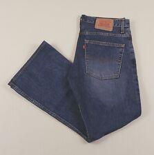 RARE DISCONTINUED LEVI'S 516 04 Flared Men's Jeans 34W 28L 34/28 /J8003