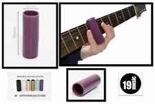 Ceramic Guitar Slide by 19Music super strong PURPLE L Large size 22mm