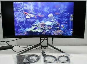 "Acer Predator Z35P bmiphz 35"" Curved 1800R QHD (3440x1440) NVIDIA G-SYNC Monitor"