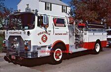 Fire Apparatus Slide - ?? Mack CF = Violetville MD