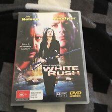 JUDD NELSON. WHITE RUSH DVD
