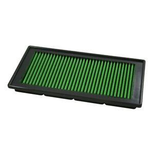 Green Filter 01-04 GMC Yukon 4.3L V6 Panel Filter