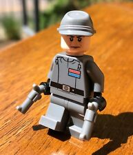 LEGO STAR WARS ADMIRAL PIETT GENUINE MINIFIGURE ONLY FROM Set# 10221 CLEAR PIC