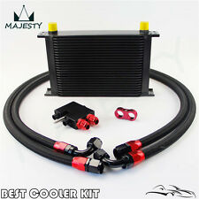 Oil Cooler kit 25 ROW for N54 engine twin turbo 135i (E82)335i (E90.E92.E93) BK