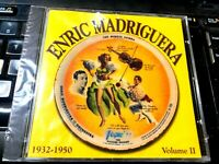 The Minute Samba 1932-50, Vol. 2 * by Enric Madriguera (CD 2003 NEW Latin