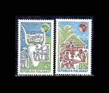 Malagasy, Sc #504-05, MNH, 1974, Boy Scouts, A5II