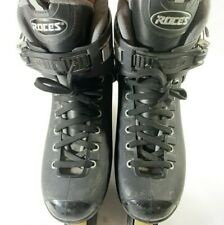 Roces Majestic Vintage Aggressive Inline Skates Size 8 Rollerblade free ship