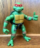 "Movie Action Hero Raph TMNT Ninja Turtles 10"" Action Figure Raphael 2006 Rare"