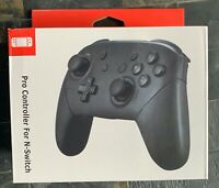 Pro Wireless Controller for Nintendo Switch US Fast Shipping - Classic Black