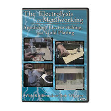 The Electrolysis of Metalworking DVD / Knifemaking / Bladesmithing